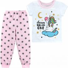 Купить babycollection пижама для девочки (футболка и брюки) мечта 603/pjm002/sph/k1/007/p1/p*d