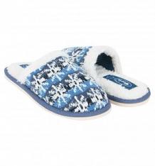 Купить тапочки forio, цвет: синий ( id 9599967 )