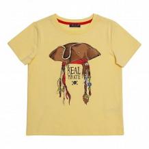 Купить футболка chinzari страны мира, цвет: желтый ( id 11641876 )