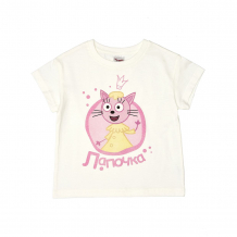 Купить футболка frutto rosso три кота, цвет: белый ( id 11318774 )
