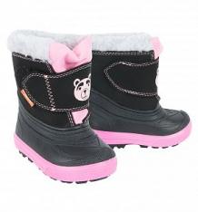 Купить сноубутсы demar bear, цвет: розовый ( id 7316743 )