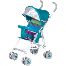 Купить коляска-трость babyhit weeny, голубая в полоску ( id 11429213 )