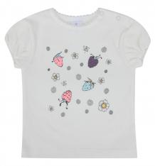 Купить футболка мамуляндия ягодки, цвет: бежевый 17-213