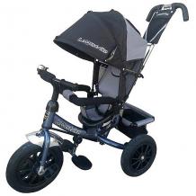 Купить трехколесный велосипед lexus trike 12х10, серый ( id 10971426 )