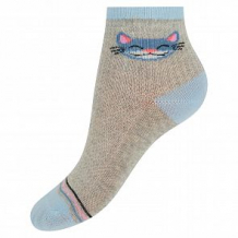 Купить носки hobby line, цвет: серый ( id 10693946 )