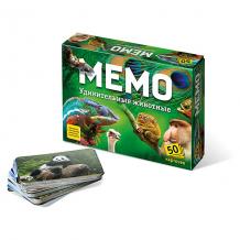 """Купить игра """"мемо. удивительные животные"""" ( id 3612527 )"""