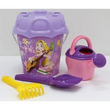 """Купить набор игрушек для песочницы полесье """"принцессы disney» № 15, 5 предметов ( id 7992119 )"""