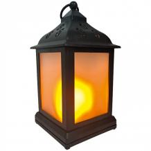 Купить светильник artstyle декоративный светодиодный светильник-фонарь с эффектом пламени свечи tl-952b