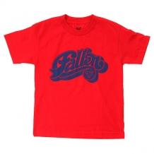 Футболка детская Fallen Hustle Red/Royal красный ( ID 1153560 )