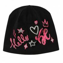 Купить шапка cherubino, цвет: черный ( id 12585478 )