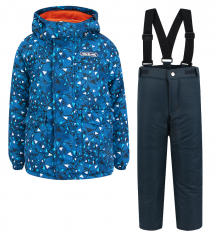 Купить комплект куртка/брюки ma-zi-ma by premont лунный лед, цвет: синий ( id 6640093 )