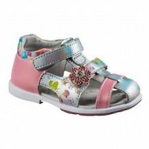 Купить сандалии blessbox, цвет: розовый ( id 12400714 )