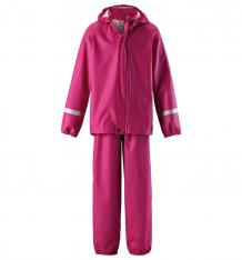 Купить комплект куртка/брюки reima viima, цвет: розовый ( id 6147343 )