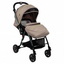 Купить прогулочная коляска capella s-230, цвет: бежевый ( id 10586972 )
