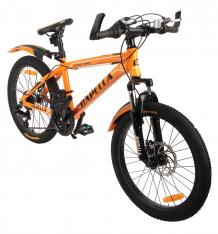 Купить велосипед capella g20a703, цвет: оранжевый g20a703 orange