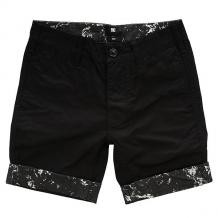 Купить шорты классические детские dc beadnell by 18 black черный 1173064