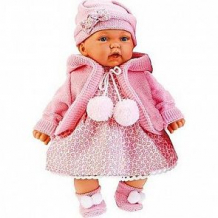 Купить кукла juan antonio азалия в розовом 27 см ( id 2912024 )
