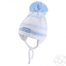 Купить шапка aliap, цвет: белый/голубой ( id 10976318 )