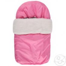 Купить funecotex конверт в коляску, цвет: розовый ( id 10368269 )