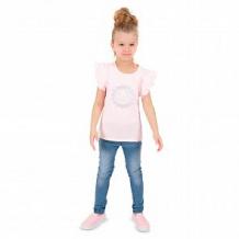 Купить футболка santa&barbara, цвет: розовый ( id 11542648 )