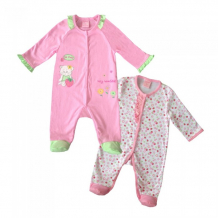 Купить nannette комплект детский комбинезон 2 шт. 14-2890 14-2890