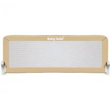Купить барьер для кроватки baby safe, 120х42 см, бежевый ( id 13278313 )