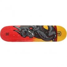 Купить дека для скейтборда для скейтборда юнион dragon red/orange 31.5 x 7.75 (19.7 см) оранжевый,желтый,мультиколор 1178265