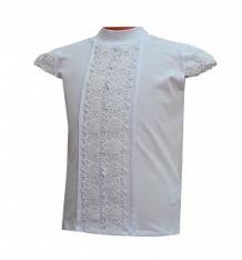 Купить блузка белый слон, цвет: белый ( id 12779884 )