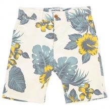 Купить шорты пляжные детские quiksilver krandhavanaawyo snow white белый,мультиколор ( id 1194899 )