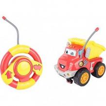 Игровой набор Chuck & Friends Машинка + руль ( ID 6524857 )