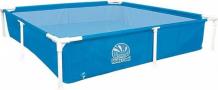 Купить бассейн jilong каркасный kids frame pool 152х152х33 см 17257