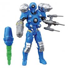 Купить игровая фигурка power rangers beast morphers дриллетрон с боевым ключом, 15 см ( id 12267444 )