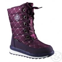 Купить сапоги blessbox, цвет: фиолетовый ( id 11984956 )