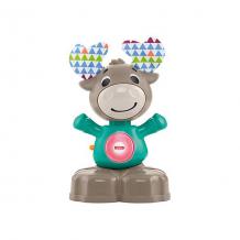 Купить игрушка интерактивная fisher-price музыкальный лось ( id 12368950 )