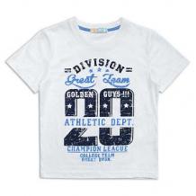 Купить футболка me&we, цвет: белый ( id 11061818 )