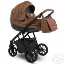 Купить коляска 2 в 1 camarelo zeo, цвет: коньячный ( id 11368996 )