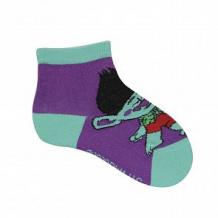 Купить носки akos тролли, цвет: фиолетовый ( id 12771820 )