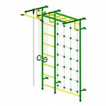 Купить спортивный комплекс пионер с4с, цвет:зеленый/желтый ( id 5178733 )
