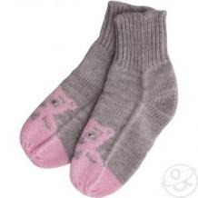 Купить носки журавлик мишаня, цвет: серый ( id 11244848 )