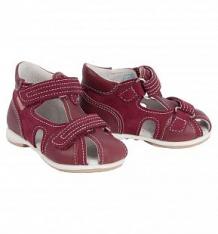 Купить сандалии скороход, цвет: бордовый ( id 6676927 )