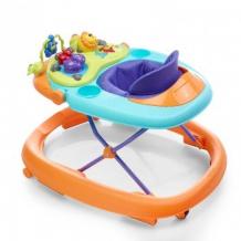 Каталка-ходунки Chicco Walky Talky , цвет: оранжевый Chicco 996875396