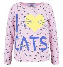 Купить футболка bellbimbo, цвет: розовый ( id 2810528 )