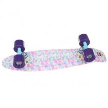 Купить скейт мини круизер пластборд desert multi 6 x 22.5 (57.2 см) мультиколор