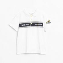 Купить футболка coccodrillo, цвет: белый ( id 12803416 )