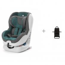 Купить автокресло esspero air pro-fix с органайзером brica