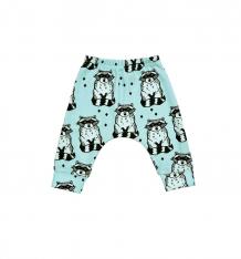 Купить брюки the hip! еноты, цвет: бирюзовый ( id 9338611 )