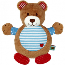 Купить погремушка spiegelburg медвежонок baby gluck 13979