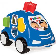 """Купить машинка с геометрическими фигурами """"пепи"""" pilsan shape sorter car ( id 11191937 )"""