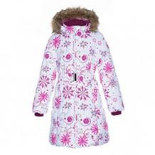 Купить пальто huppa yacaranda, цвет: белый ( id 10867763 )
