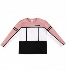 Купить джемпер anta fashionable, цвет: розовый/черный ( id 10304369 )